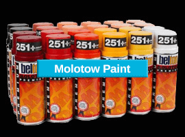 Molotow cans
