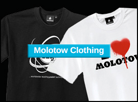 Molotow clothing