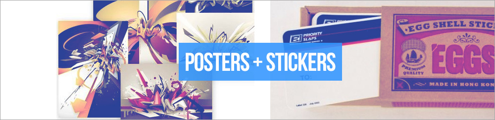 Posters and Stickers