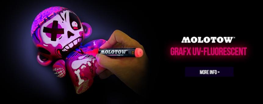 Marker-Molotow-UV