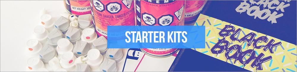 Graffiti Starter Kits