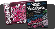 Graffiti Books and Magazines