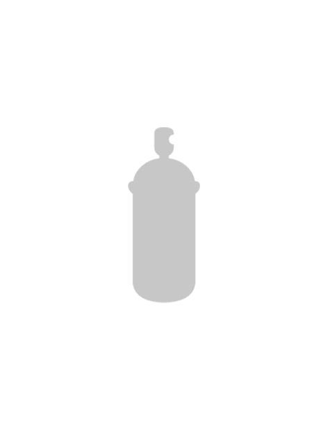 Fuck Life 5-panel hat (leather logo) - Grey