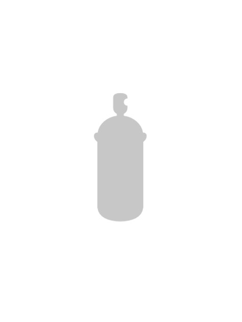 BANDIT-1$M T-shirt (Spraycan graffiti Mascot) - Royal blue