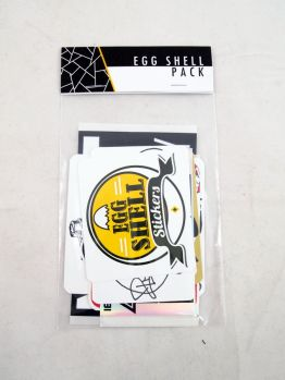 Egg Shell sample pack - (10 stickers random stickers)