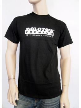Molotow T-shirt (251+) Black