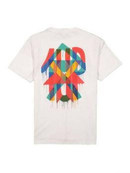 "1up T-shirt "" MAJA HAYUK "" - White"