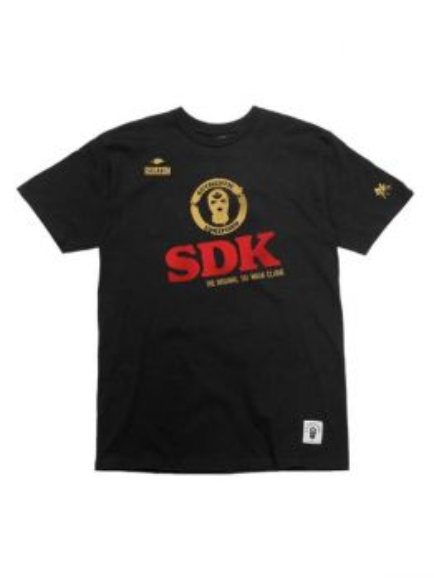 Ephin SDK T-shirt (Unrefined) - Black