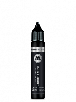 Molotow Liquid Chrome™ 30ml Refill