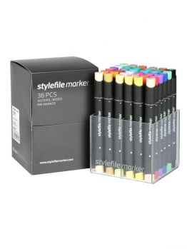 Stylefile Classic 36 Marker Set (Main A)