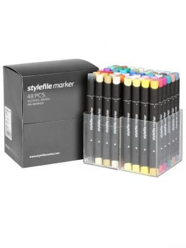 Stylefile Classic 48 Marker Set (Extended)