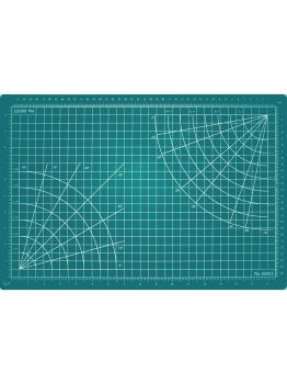 Excel Blades Cutting Mat - Green (8.5'' x 12'') #60002