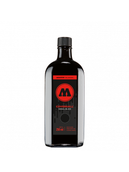 Molotow CoversAll Ink - Signal Black (250ml)