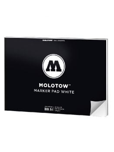Molotow Basic Marker Pad DIN A4 (297x100mm)