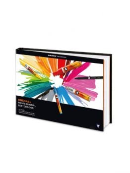 Molotow One4all Professional Sketchbook DIN A4 (297x210mm)