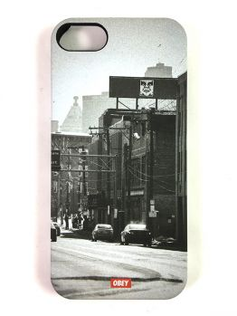 Obey iPhone 5/5S Case - Cincinnati (Deadstock)