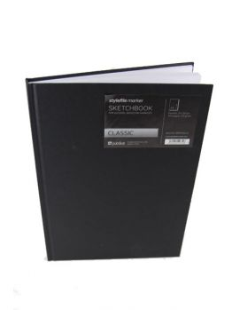 Stylefile Classic Marker Sketchbook (Din A4) Vertical