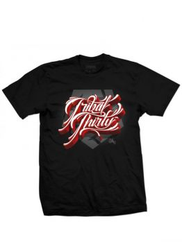Tribal T-Shirt (Baker Thirty) - Black
