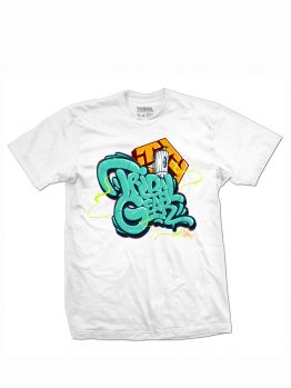 Tribal T-Shirt (Baker) - White