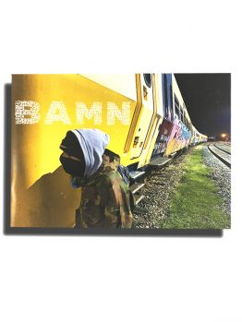 BAMN #4 Magazine