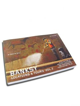 Banksy Locations and Tours 2