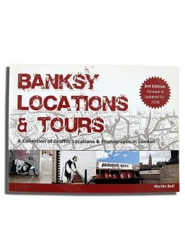 Banksy Locations & Tours Vol.1