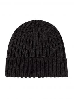 Blanks - Jersey Knit Beanie (Black)