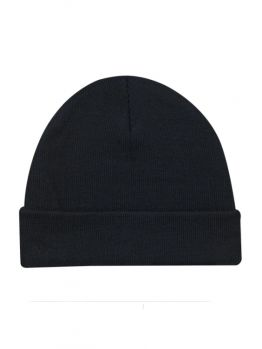 Blanks - Lightweight Cuff Beanie (Black)