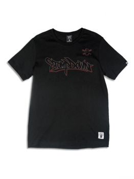 Ephin T-Shirt (Blood In) - Black
