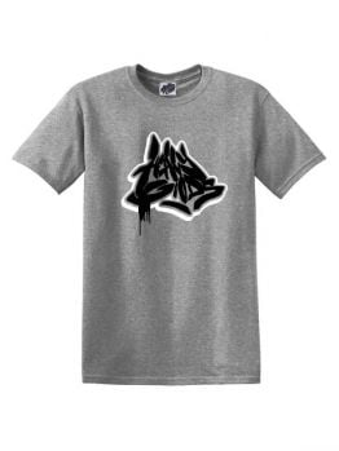 Heavy Goods T-Shirt (Bonzai) - Grey