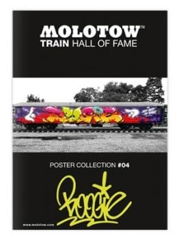 Molotow Train Hall Of Fame Collection Boogie #04