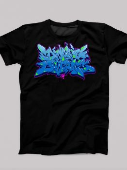 Bombing Science t-shirt (Brisk)  - Blue