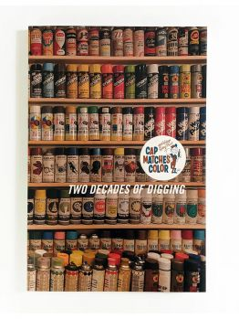 Cap Matches Color: Two Decades of Digging - Second Edition