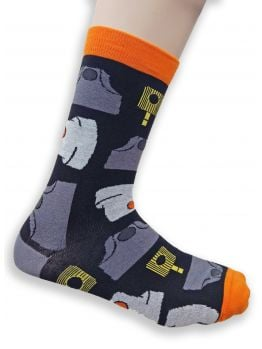 Bombing Science socks (The Caps) - Black