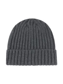 Blanks - Jersey Knit Beanie (Charcoal)