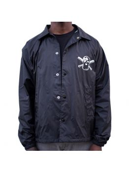 Stompdown Coach Jacket - Black
