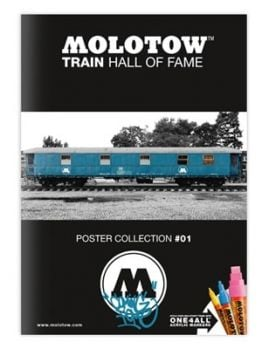Molotow Train Hall Of Fame Collection Coming Home #01