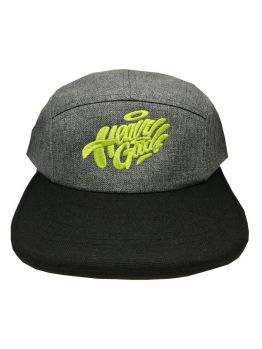 Heavy Goods 5 panel (Contrast) - Grey
