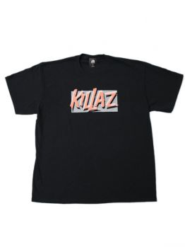 Stompdown T-Shirt (Coral Killaz) - Black
