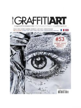 Graffiti Art Magazine #53
