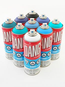 DANG Diamond Packs - WATER PACK (9 Cans)