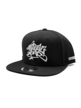 Tribal Snapback (Dyse) - Black