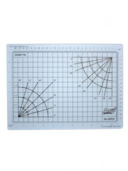 Excel Blades Cutting Mat - Clear (8.5'' x 12'') #60030