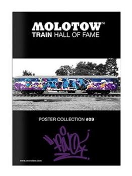 Molotow Train Hall Of Fame Collection Fino #09