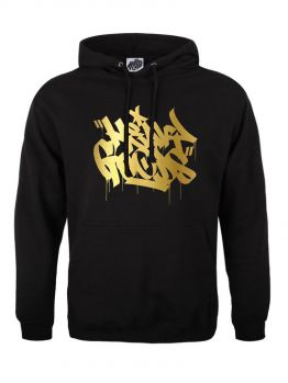 Heavy Goods Hoody (Gold Chisel Tag) - Black