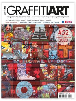 Graffiti Art Magazine #52