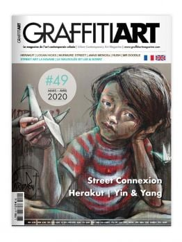 Graffiti Art Magazine #49