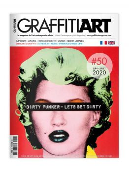 Graffiti Art Magazine #50