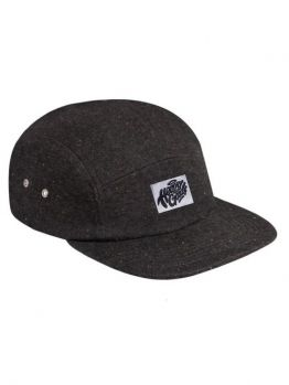 Heavy Goods 5 panel (Jersey) - Dark Grey