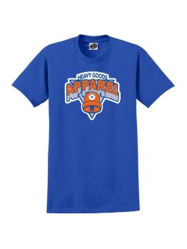 Heavy Goods T-shirt (Eastern Conference) - Blue